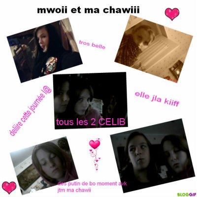 mwoiiiii et lma chawii(stecy)