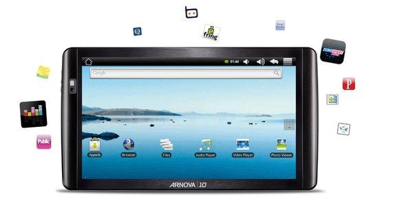 ma super tablette !!!