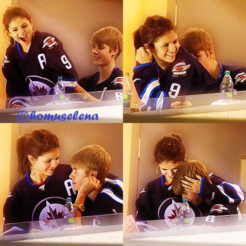 Octobre 22 @ Justin & Selena Vs.Hurricanes Jets Jeu Regarder