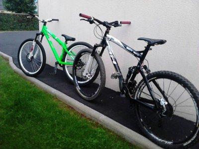 Nouveau bike, nouveau ride !