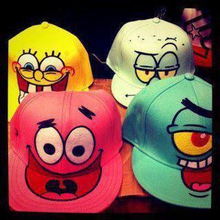 SpongeBob's :3 ♥