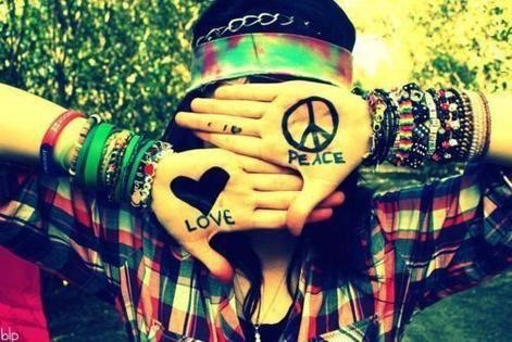 Peace & L0ove ♥