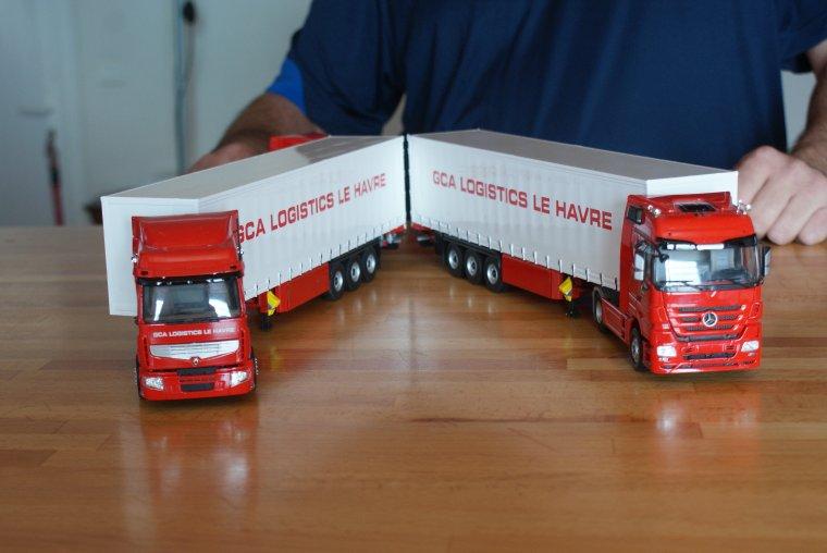 gca logistics le havre - 76 lillebonne