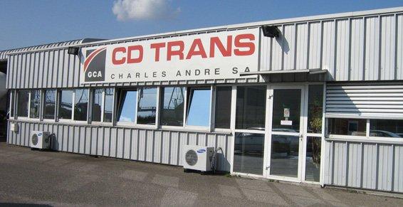 cd trans - 33 bassens
