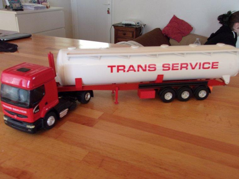 trans service - 71 chalon sur saone