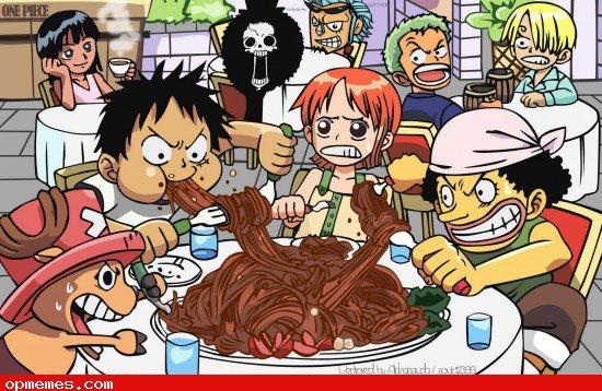 One Piece est juste le meilleur manga délire