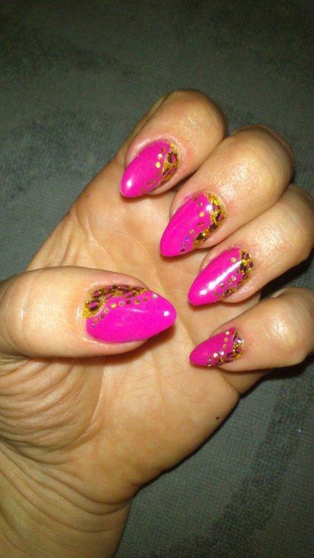 léopard glams