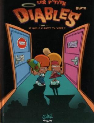 Les P'tit Diables (auteur: Dutto Edition:Soleil)