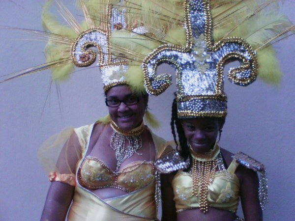 défilé du 20 janvier au Kannaval limass