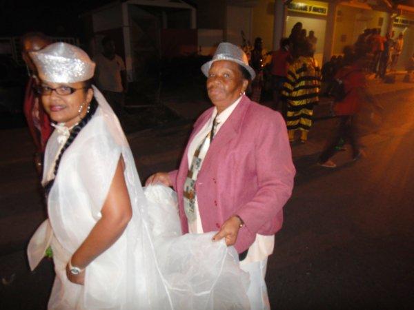 111 JANVIER 2013 LUNDI GRAS SAINT-FRANÇOIS : MARIAGE POUR TOUS A LA SAUCE BURLESQUE