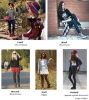 Lookbook Autumn ♥  [1 semaine]