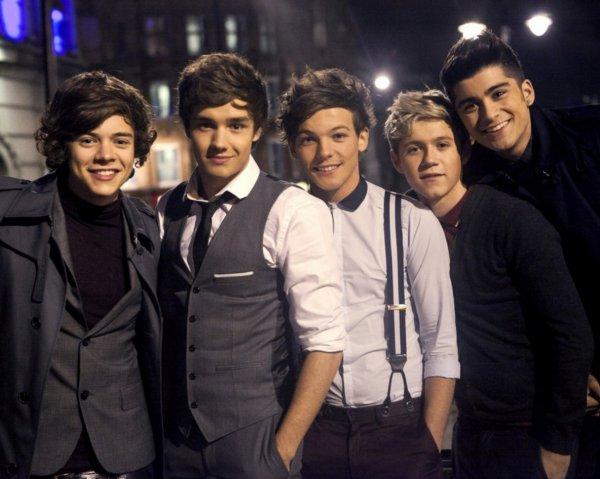 Présentation artistes 2 : One Direction