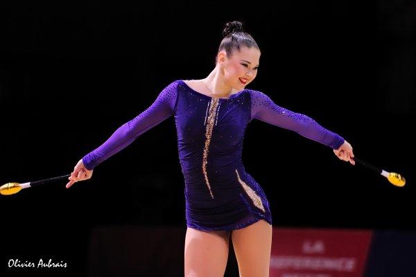 6148. Grand Prix de Thiais : Alina Maksymenko (Ukraine)