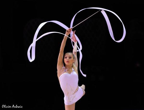6149. Grand Prix de Thiais : Viktoria Mazur (Ukraine)