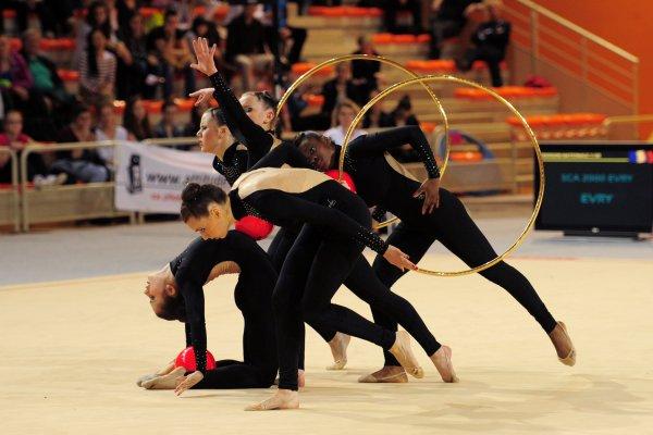 6176. Championnat de France DN : Evry (DN2), 2ème, 85,200pts