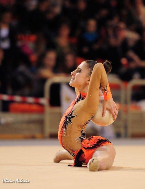 6178. Championnat de France DN : Strasbourg (DN1), 4ème : 83,275 pts
