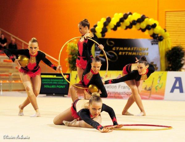 6181. Championnat de France DN : Sollies (DN1), 7ème : 79,950 pts