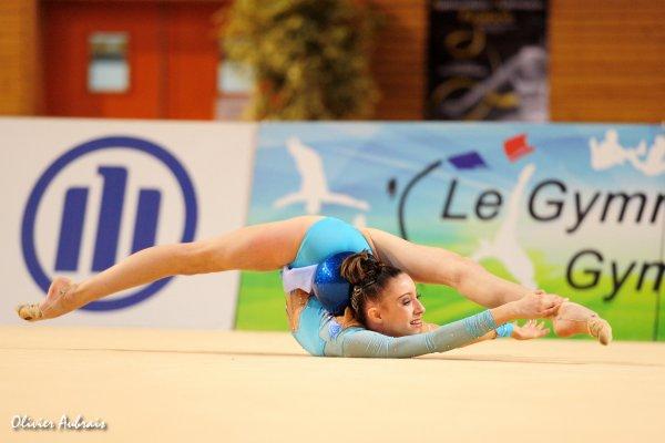6186. Championnat de France DN : Strasbourg (DN2), 12ème, 77,875 pts