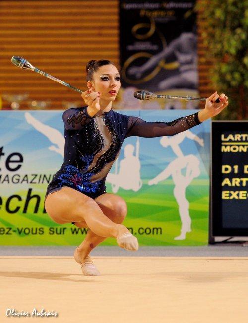 6193. Championnat de France DN : Belfort (DN1), 17ème, 75,625 pts