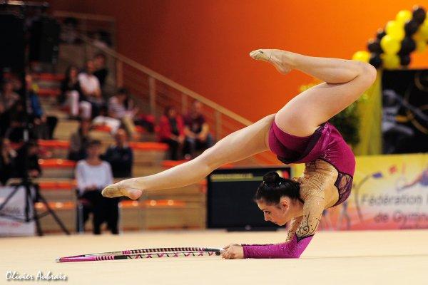 6194. Championnat de France DN : Blois (DN3), 18ème, 73,950 pts
