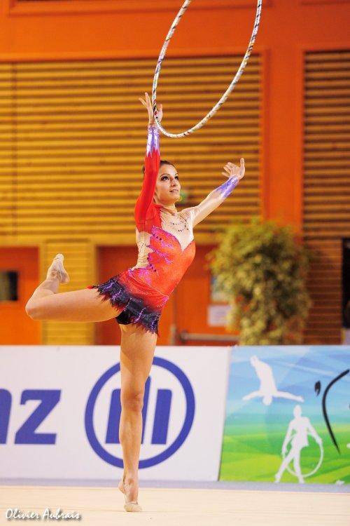 6197. Championnat de France DN : Aix-en-Provence (DN1), 21ème, 72,250 pts