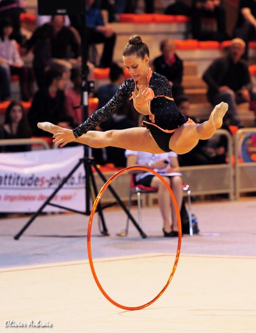 6198. Championnat de France DN : Toulouse (DN2),22ème, 71,425 pts