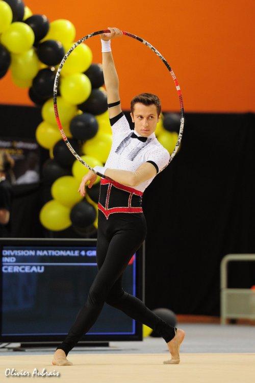 6205. Championnat de France DN : Lomme (DN4), 28ème, 68,750 pts
