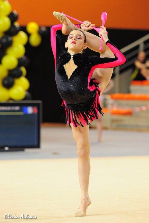 6207. Championnat de France DN : Paris Centre (DN3), 30ème, 67,575 pts