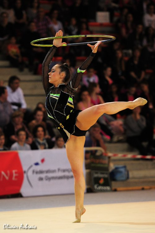 6210. Championnat de France DN : Nantes (DN2), 33ème, 66,725 pts