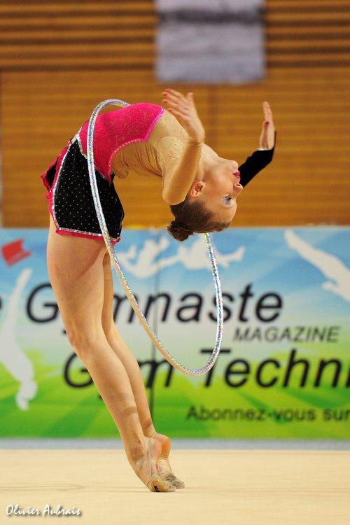 6213. Championnat de France DN : St-Lô (DN4), 36ème, 65,950 pts