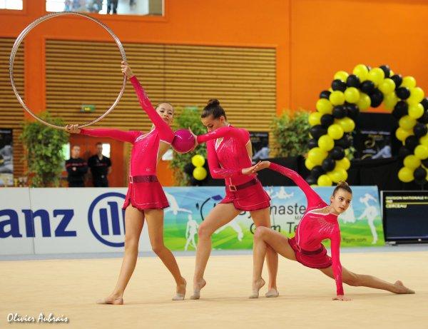 6215. Championnat de France DN : Sucy-en-Brie (DN4), 38ème, 64,125 pts