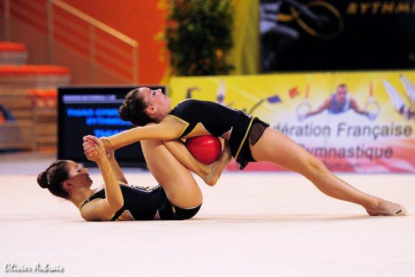 6217. Championnat de France DN : Thiais (DN2), 39ème, 63,200 pts