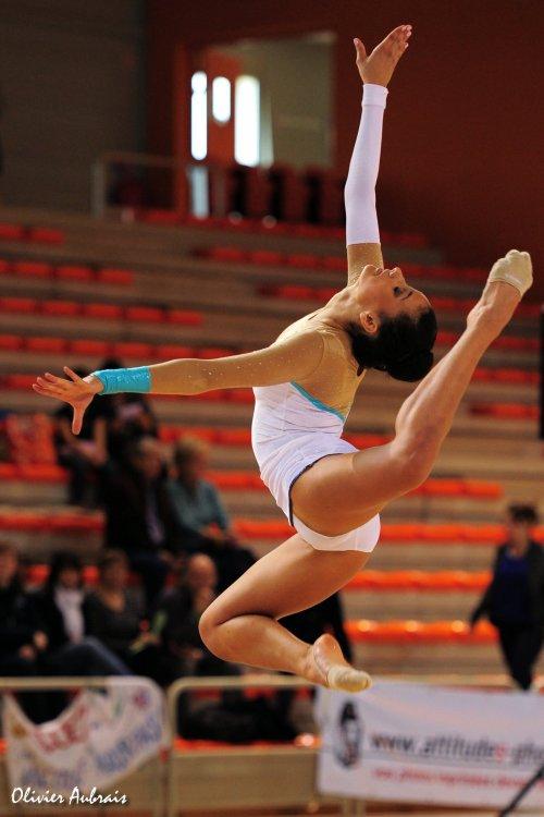 6218. Championnat de France DN : Brest (DN4), 40ème, 62,075 pts
