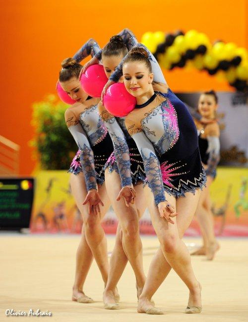 6221. Championnat de France DN : Thionville (DN4), 42ème, 61,675 pts