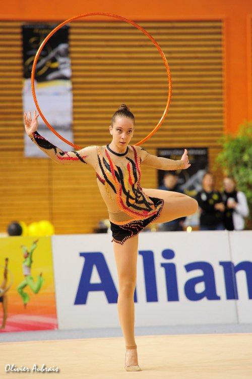 6223. Championnat de France DN : Saverne (DN4), 44ème, 60,050 pts