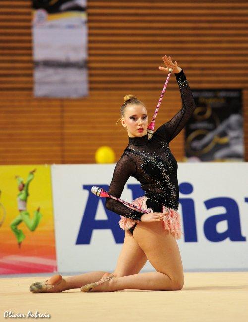 6226. Championnat de France DN : Issy-les-Moulineaux (DN3), 46ème, 59,875 pts