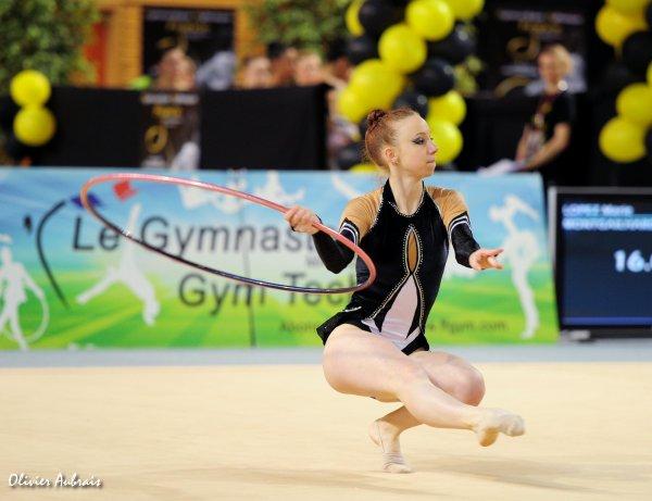 6228. Championnat de France DN : Foix-Montgailhard (DN4), 48ème, 57,100 pts