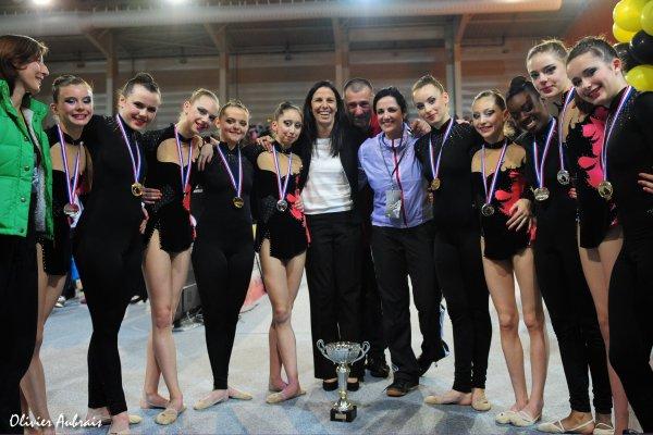 6367. Championnat de France à Arnas : DN Evry