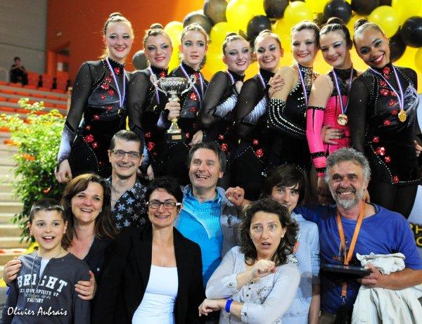 6368. Championnat de France à Arnas : DN Orléans