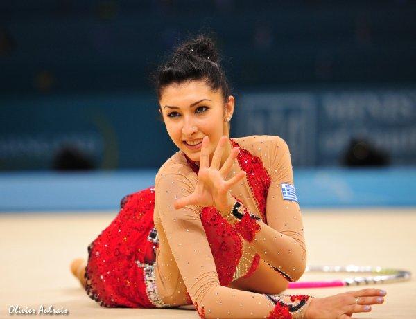 6375. Les championnats du Monde de GR à Kiev : J-1 !