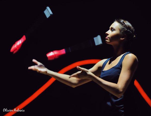 6384. Les championnats du Monde de GR à Kiev : Viktoria Shynkarenko