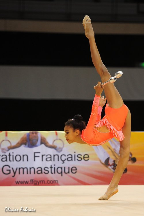 6424. Coupe Nationale Espoir 2 (2001) : Eloïse Marchon (Paris Centre/pôle d'Evry), 1ère, 41,282 pts