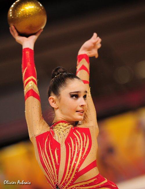6426. Coupe Nationale Juniors : Iliona Prioux (Aix-en-Provence / pôle de Strasbourg), 19ème