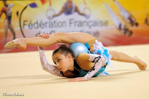 6430. Coupe Nationale Juniors : Maëlle Hermelin (Blois / pôle d'Orléans), 15ème, 37,548 pts