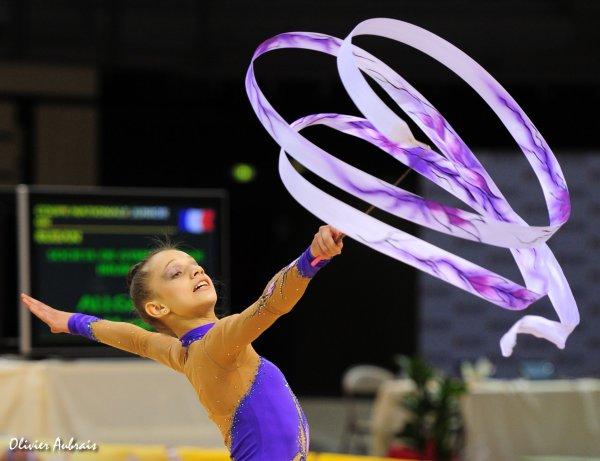 6435. Coupe Nationale Juniors : Marie Allgayer (Brumath / pôle de Strasbourg), 10ème, 41,982 pts