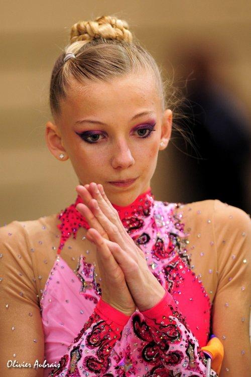 6439. Coupe Nationale Juniors : Astrid Appoline Rabette (Elbeuf / pôle de Calais), 5ème, 49,132 pts