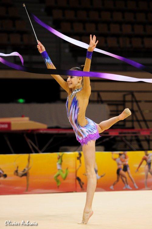 6441. Coupe Nationale Juniors : Clara Delena (Strasbourg), 3ème, 51,231 pts