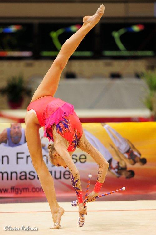 6442. Coupe Nationale Juniors : Axelle Jovenin (Boulogne sur Mer/pôle de Calais), 2ème, 51,899 pts