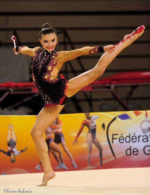 6444. Coupe Nationale Elite : Anaïs Dias (Evry), 9ème, 43,082 pts