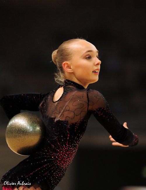 6447. Coupe Nationale Elite : Mélisande Beckmann (Pfastatt/INSEP), 6ème, 47,066 pts